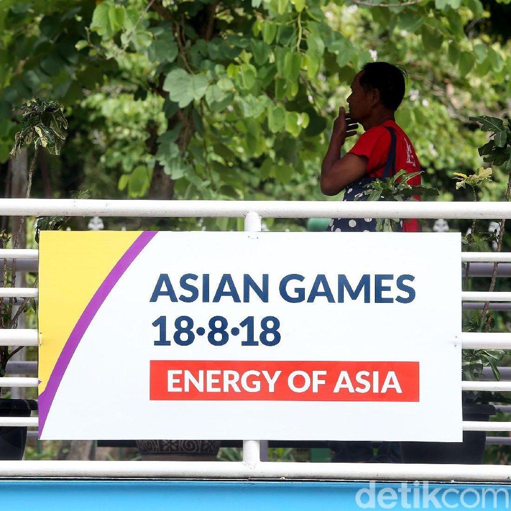 Tidak Ada Honor, Ini Fasilitas Menarik dari INASGOC untuk Volunter Asian Games