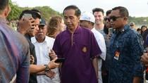 Jokowi Sempat Dialog dengan Nelayan Tegal soal Cantrang