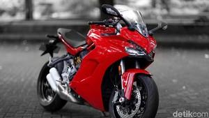 Ducati SuperSport Tercantik Hadir di Jakarta