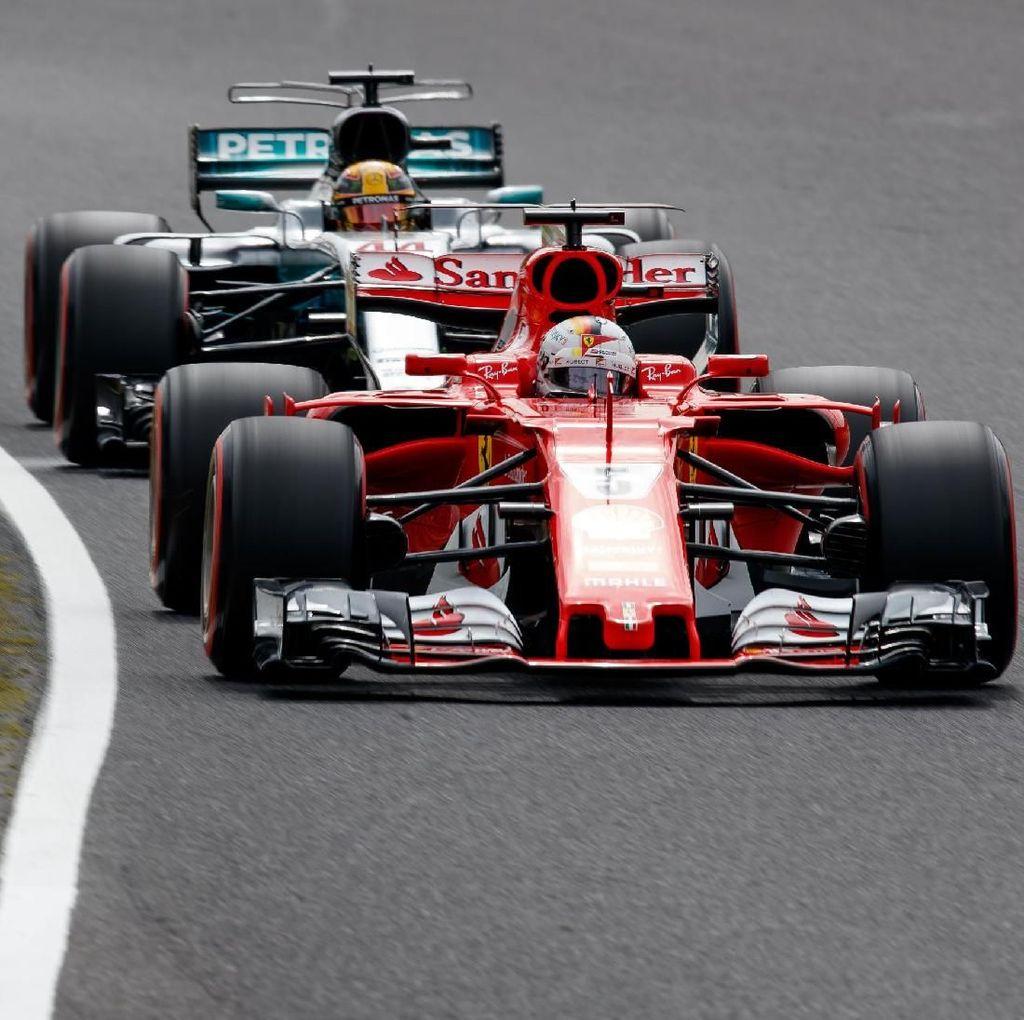 Mercedes Minta F1 Tak Abaikan Ancaman Mundur Ferrari