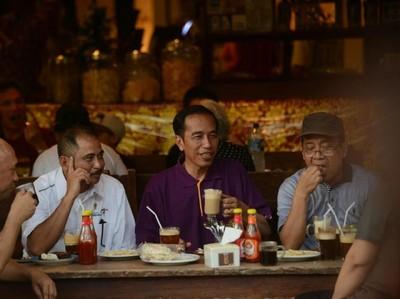 Ini Dia Tempat Jokowi Bersantai Bersama Menteri-menteri di Bali