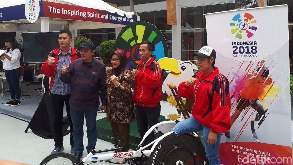 INAPGOC Promosikan Asian Para Games 2018 di Pusat Perbelanjaan