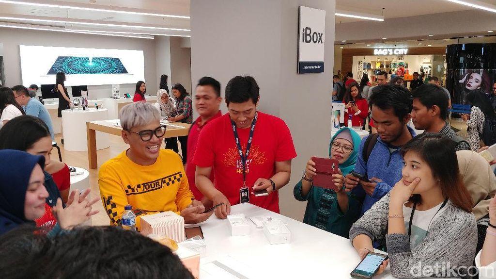 Uya Kuya Borong 4 iPhone X, Buat Apa Beli Banyak-banyak?