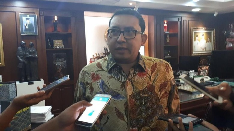 Fadli Zon: Putusan MK soal Ambang Batas Capres Tidak Rasional