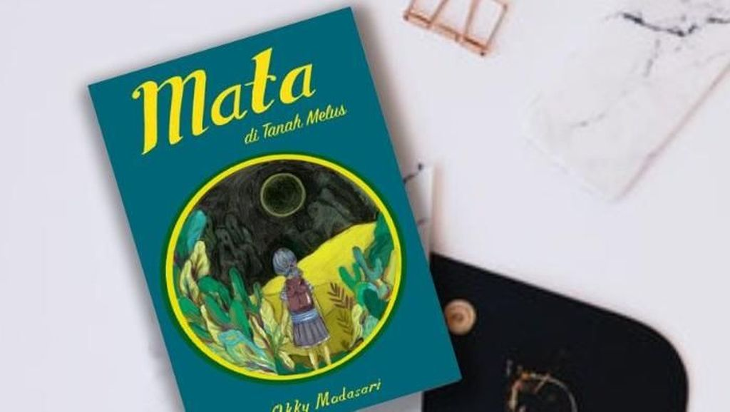 Novel Mata di Tanah Melus Terinspirasi dari Perjalanan Okky Madasari ke NTT