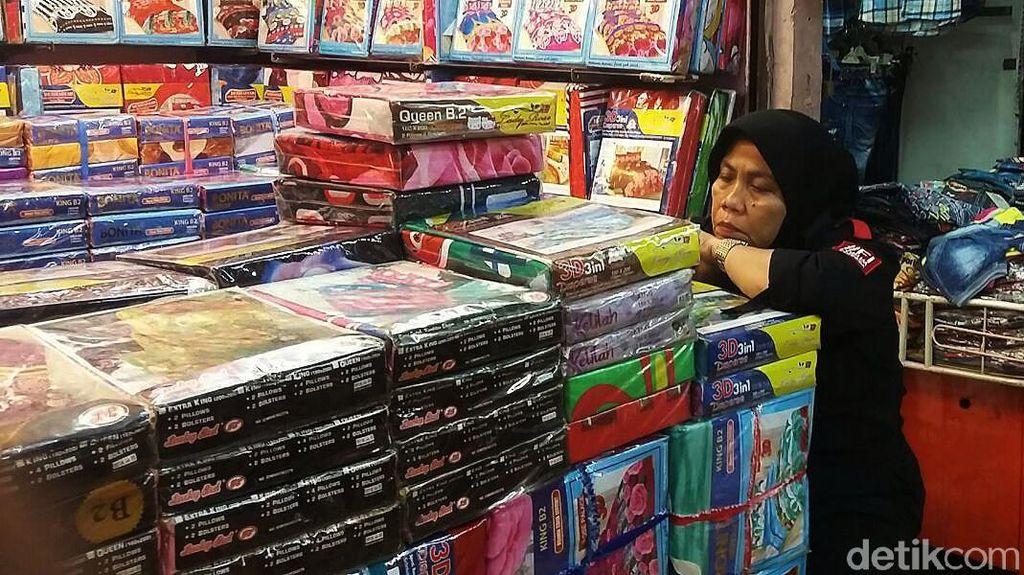 Anies Izinkan PKL Tanah Abang, Pasar Blok G Makin Sepi
