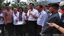 Bali Aman, Pengungsi Gunung Agung Tetap Dapat Bantuan Logistik