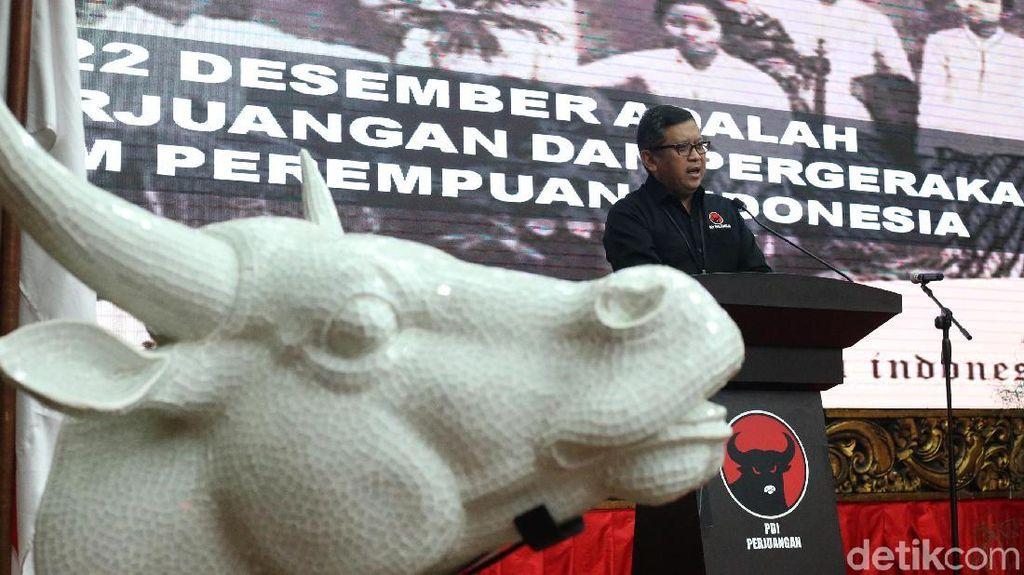 PDIP Tak Masalah Cawapres Jokowi dari Kalangan Nonparpol