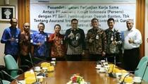 Askrindo Gandeng Bank Banten