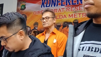 Polisi Jelaskan soal Penangkapan Tio Pakusadewo