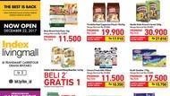 Susu Segar & Sereal Promo sampai Akhir Bulan di Transmart Carrefour