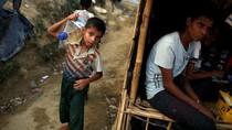 Jenderal Myanmar Dicekal AS Atas Tuduhan Pembasmian Etnis Rohingya