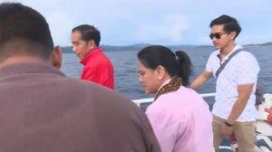Saat Kaesang Heran Ibunya Mau Ikut Jokowi Mancing di Raja Ampat