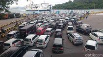 Libur Natal, Ada 314.360 Orang Menyeberang ke Sumatera via Merak