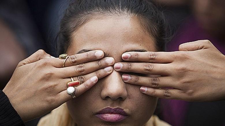Perempuan India Tewas Dibakar Pria yang Ditolak Lamarannya