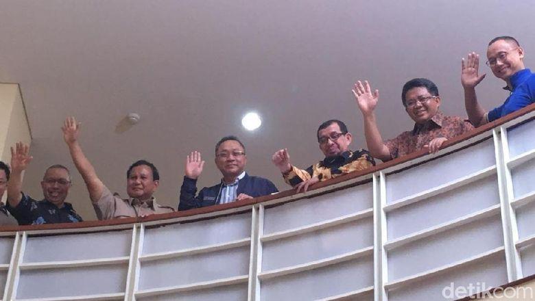 Gerindra, PAN, dan PKS Sepakat Koalisi di 5 Provinsi