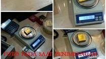 Ini Emas Rp 8 M yang Ditemukan Polisi dari Tempat Penampungan Ilegal