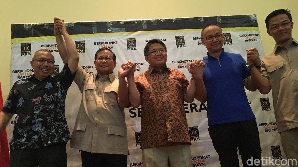 Prabowo dan Sohibul Pertimbangkan Moreno Soeprapto di Pilgub Jatim