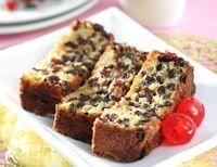 Menu Natal: Suguhan Bacon serta <i>White Fruitcake</i> untuk Makan Malam Natal