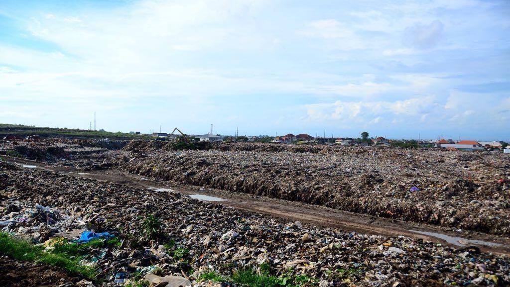 Penampakan Pengolahan Sampah di Bali yang Segera Dirombak