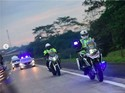 Di AS, Moge BMW Buat Polisi Sudah Dipasangi Laptop