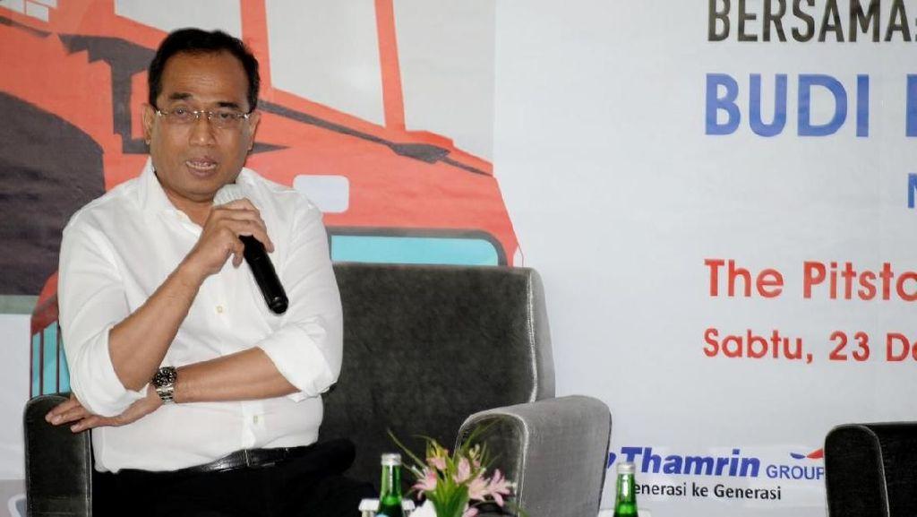 Lebih Dekat dengan Budi Karya, Calon Dokter yang Jadi Menteri