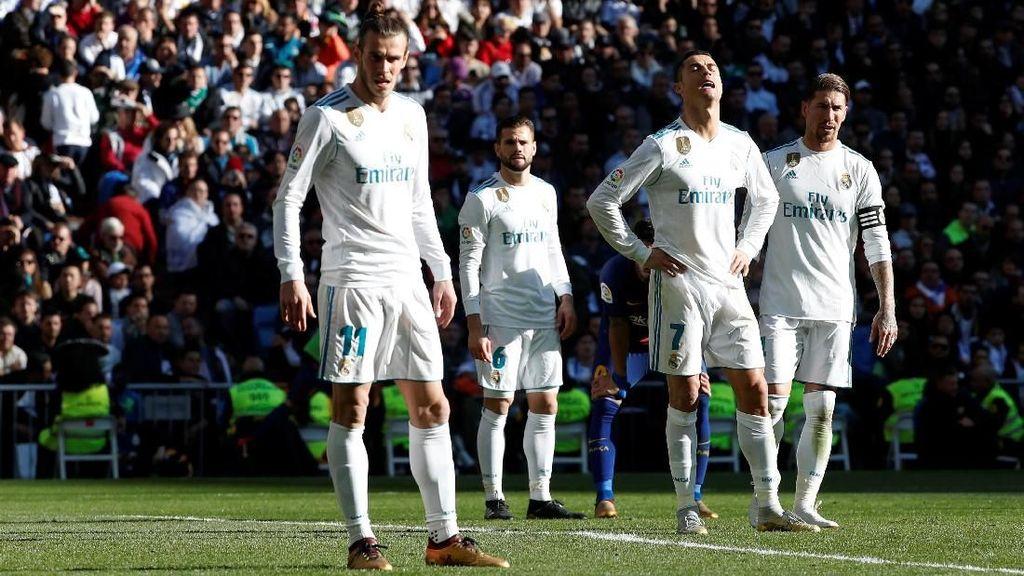 Madrid Menolak Lempar Handuk