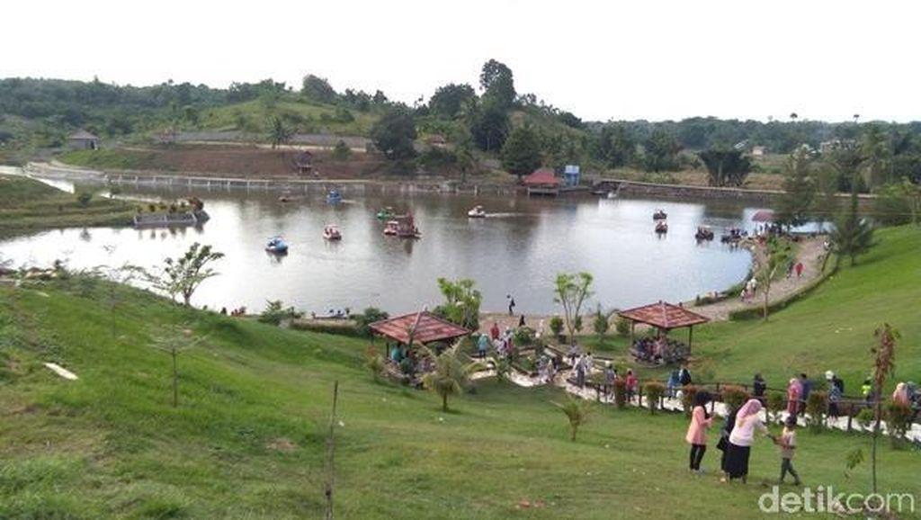 Libur Akhir Tahun di Aceh, Nikmati Eksotisnya Waduk Cantik Ini