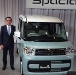 Dikritik Karena Kekecilan Suzuki Rombak Spacia, BBM 30 Km/Liter