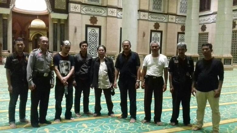 Penyiram Kotoran ke Masjid Kubah Emas Dijerat Pasal Penistaan Agama