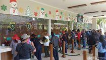Pengunjung Membeludak, Pengelola Candi Borobudur Tambah 3 Loket Baru