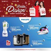 Blender Philips Rp 599 Ribu Hanya di Transmart dan Carrefour