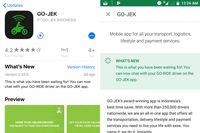 Chat di Go-Jek Mulai Banyak yang Pakai