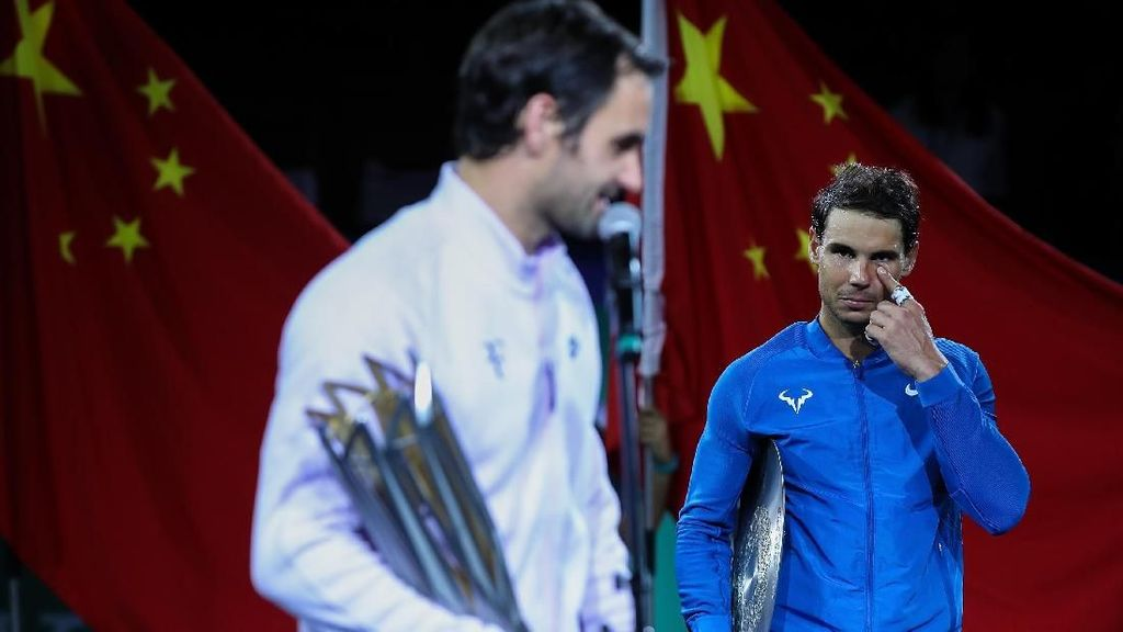 Nadal Tak Terobsesi dengan Federer