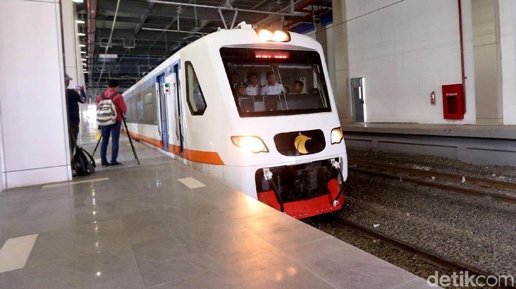 Pakai Kereta dari Bandung Nanti Bisa Langsung ke Bandara Soetta