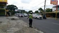 Polisi Berlakukan One Way di Puncak-Ciawi hingga Pukul 19.00 WIB