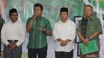 Koalisi dengan Golkar, PPP Dukung AHM-Rivai di Pilgub Maluku Utara