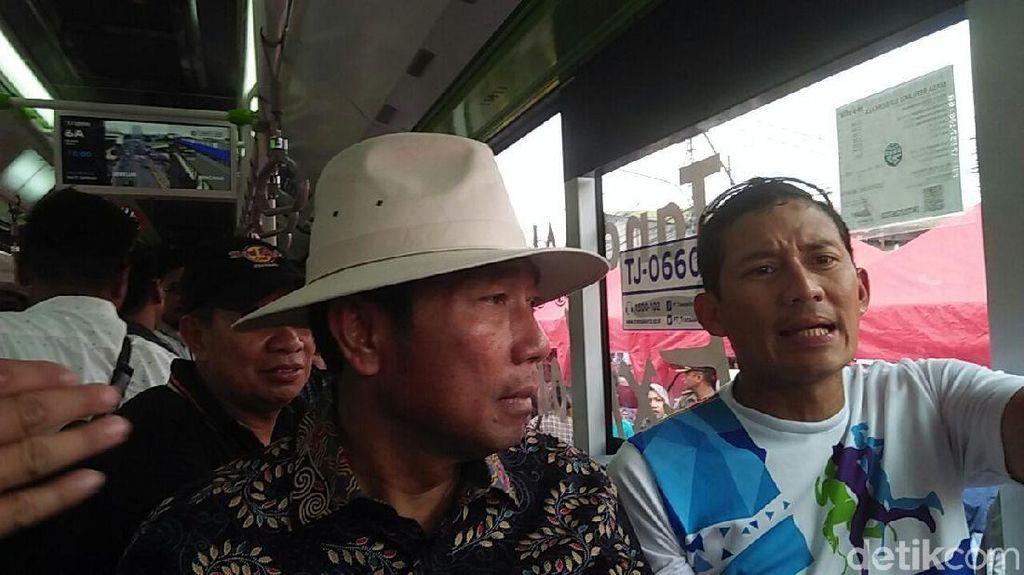 Sandiaga Pamer Foto Tanah Abang, Ini Reaksi Netizen