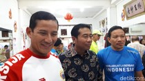 Sandiaga Sambut Baik Ide Sinergi OK OCE dengan PKH-nya Jokowi