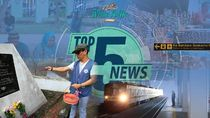 13 Tahun Tsunami Aceh, Jajal Kereta Bandara Soetta