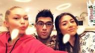 Makin Serius, Gigi Hadid dan Zayn Malik Rayakan Natal Bareng Keluarga