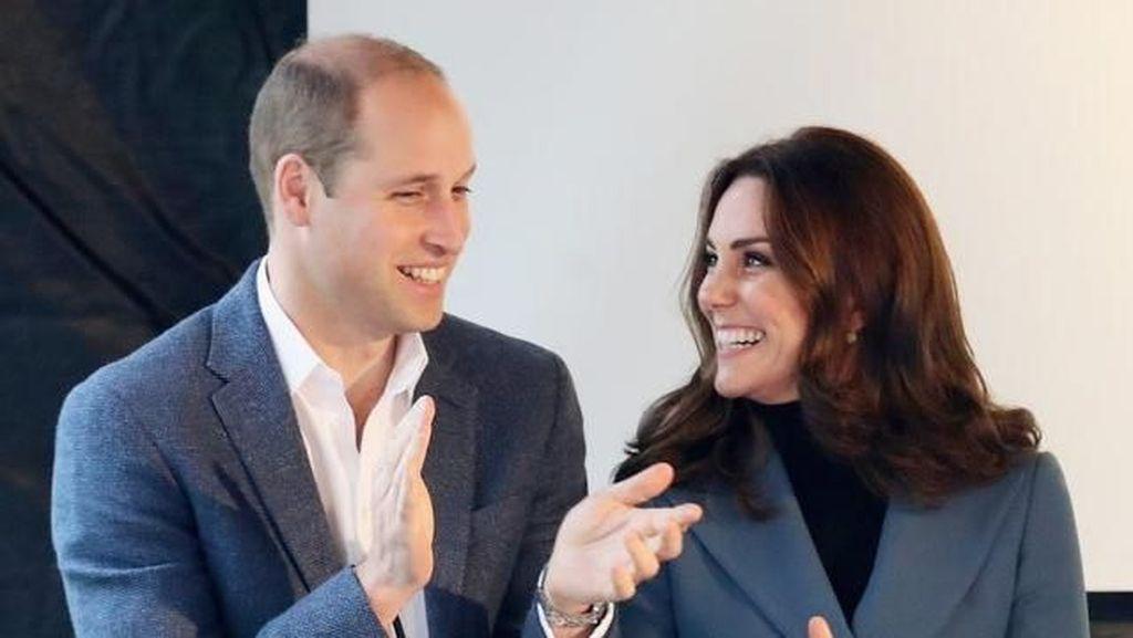 Tebak-tebakan Nama Anak Ketiga Pangeran William