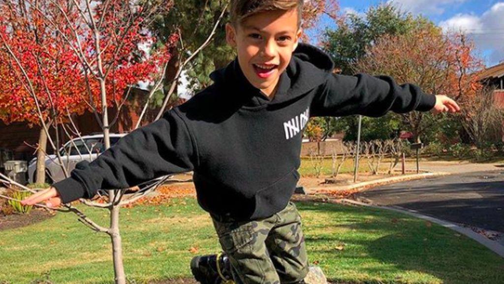 Bocah 6 Tahun Ini Gaet Ratusan Ribu Follower di Instagram