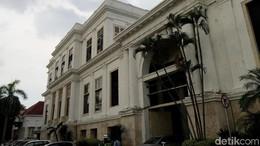 Rencana Renovasi Gedung Berhantu di Kemenkeu