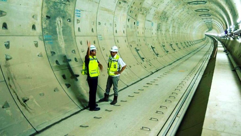 Ingin Tambah Rute Hingga ke Serpong, MRT Surati Menhub