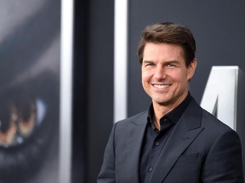 Kaki Tom Cruise Belum Pulih dari Kecelakaan Syuting Mission Impossible 6