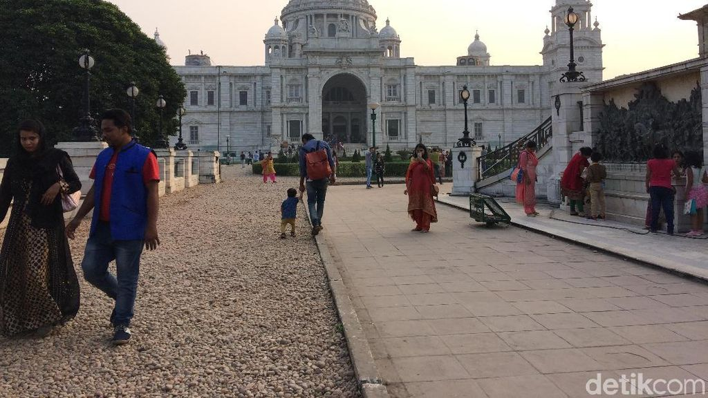 Sejarah Inggris yang Murah Harganya di Kolkata, India
