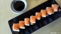 Haikara Sushi: Mencicip Sushi Fusion Enak dengan Harga Terjangkau Di Sini
