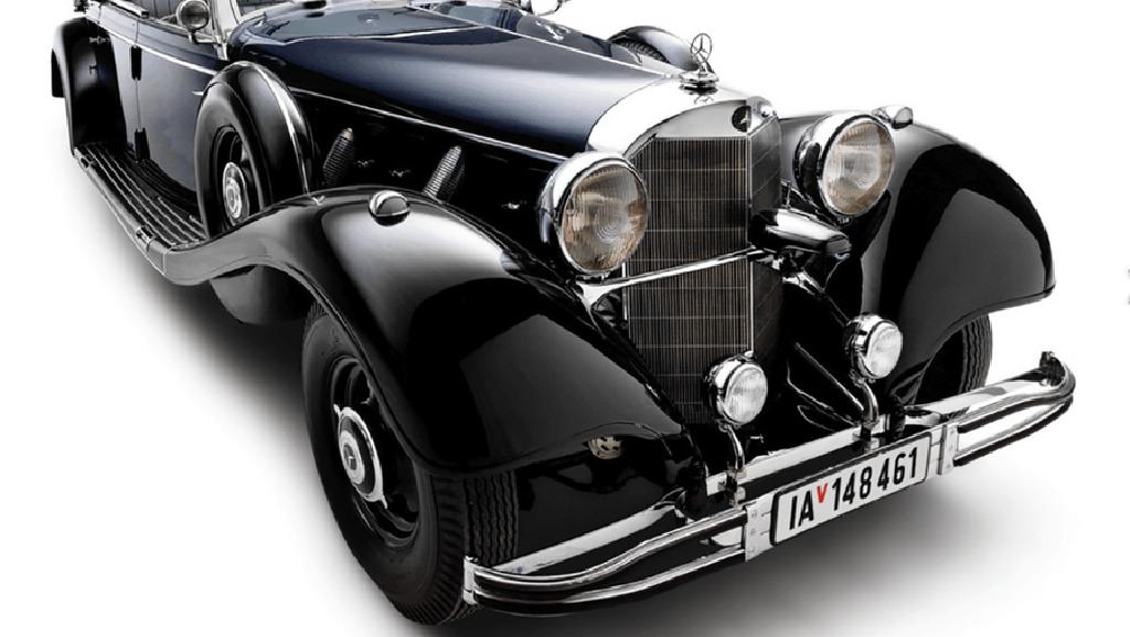 Mobil Hitler Dilelang, Berminat?