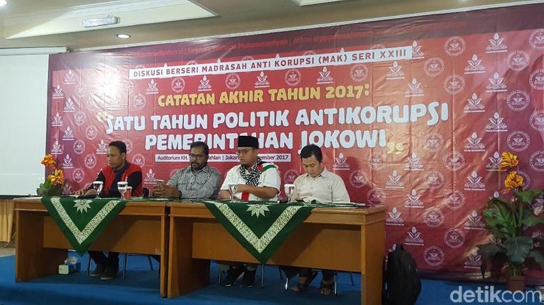 Pemuda Muhammadiyah: Komitmen Pemberantasan Korupsi Jokowi Parah